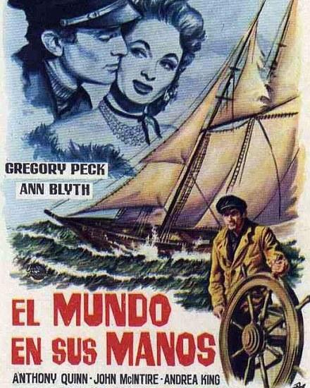 El mundo en sus manos (1952, Raoul Walsh)