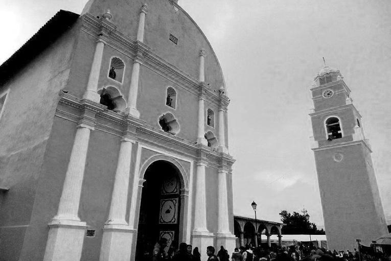 Torre exenta en Atempan, Puebla