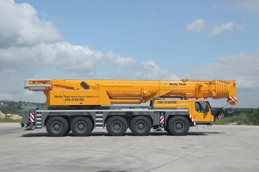 Multy Task Heavy Equipment Rental LLC - Crane Rental Agency