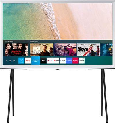 Samsung The Serif Series QA49LS01TAKXXL 4K Ultra HD Smart QLED