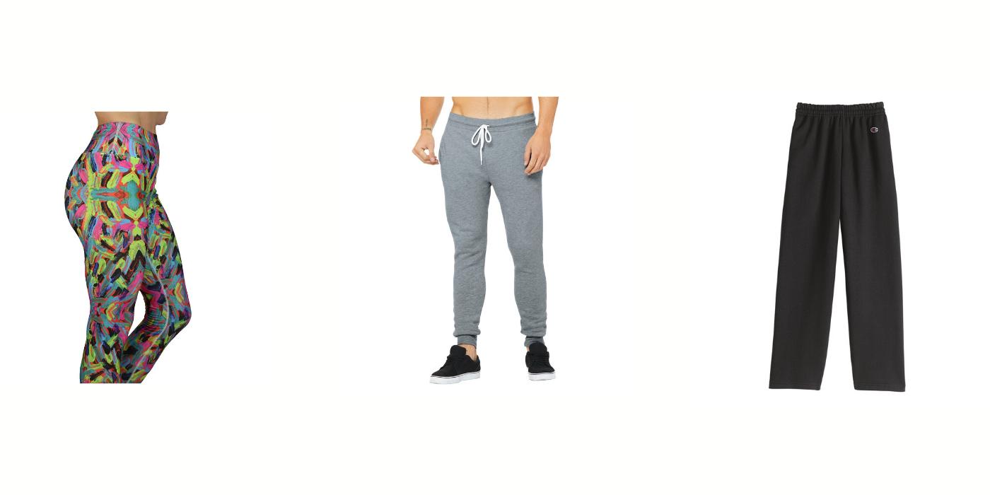 promotional pants