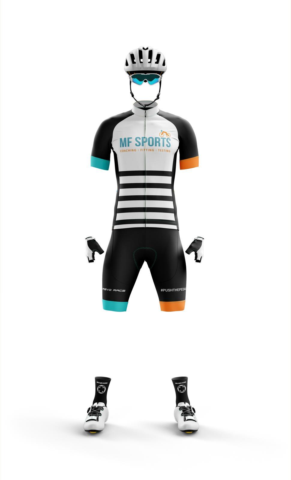 Créer une tenue cycliste personnalisée et sur-mesure