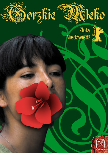 Polski plakat filmu 'Gorzkie Mleko'