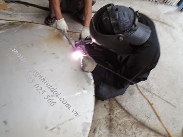 Sản xuất thiết bị lọc nước giếng khoan, nước thải công nghiệp