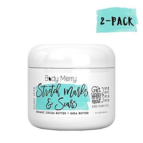 Body merry Stretch Mark Creams for Pregnancy