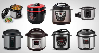 Pressure cookers can be categorized based on what they are used for and how they are powered. Source: The Daily Want