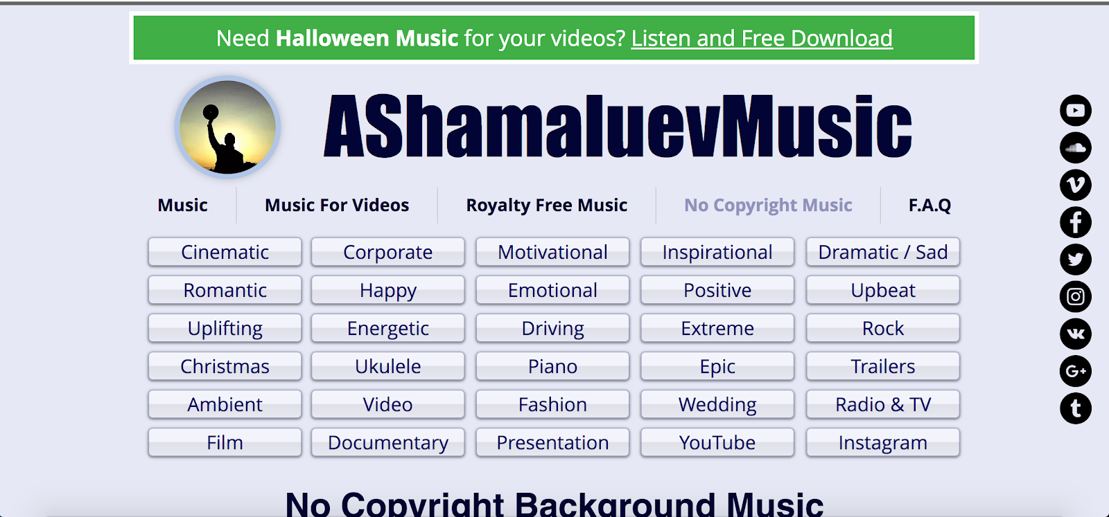 25 Places to find free music for your video editing