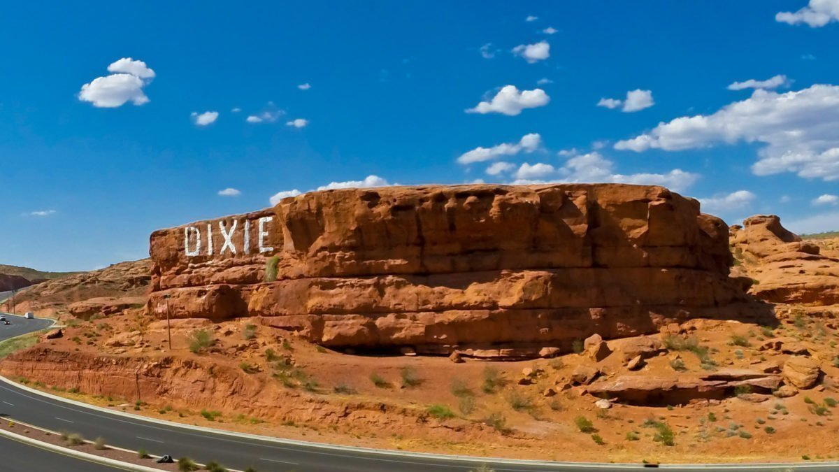 dixie rock at st George