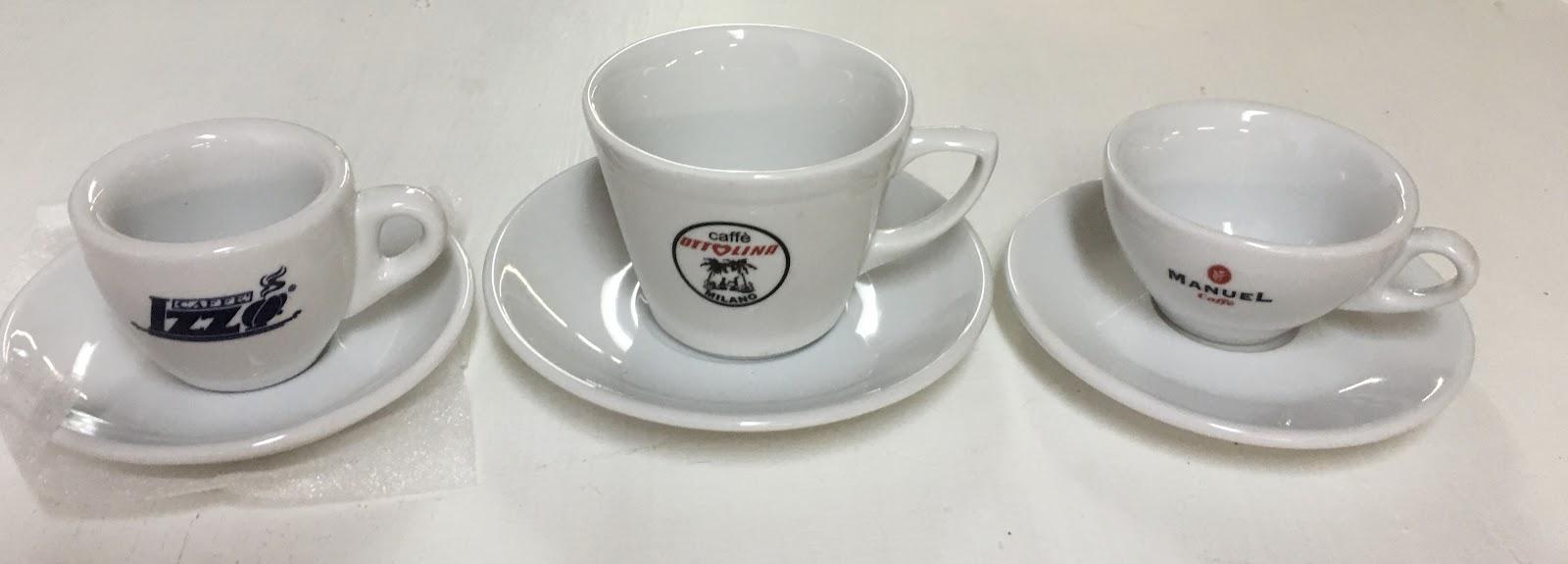 Посуда для приготовления кофе, эспрессо чашки.купи кофе подарим чашечки.