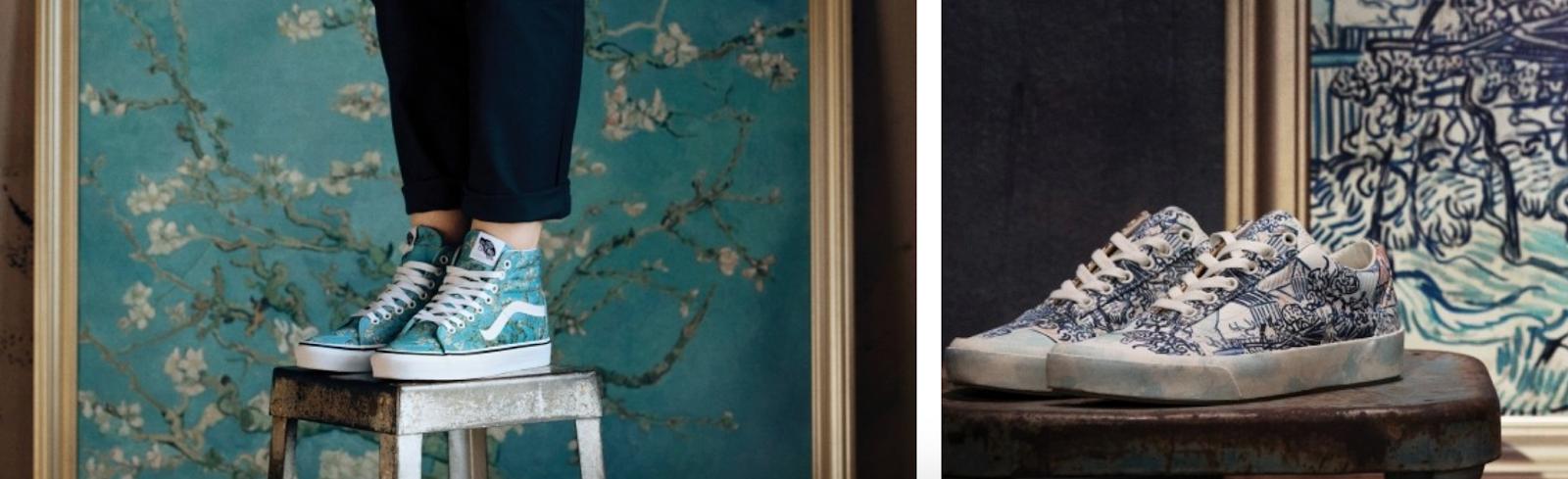 vans shoes mission statement