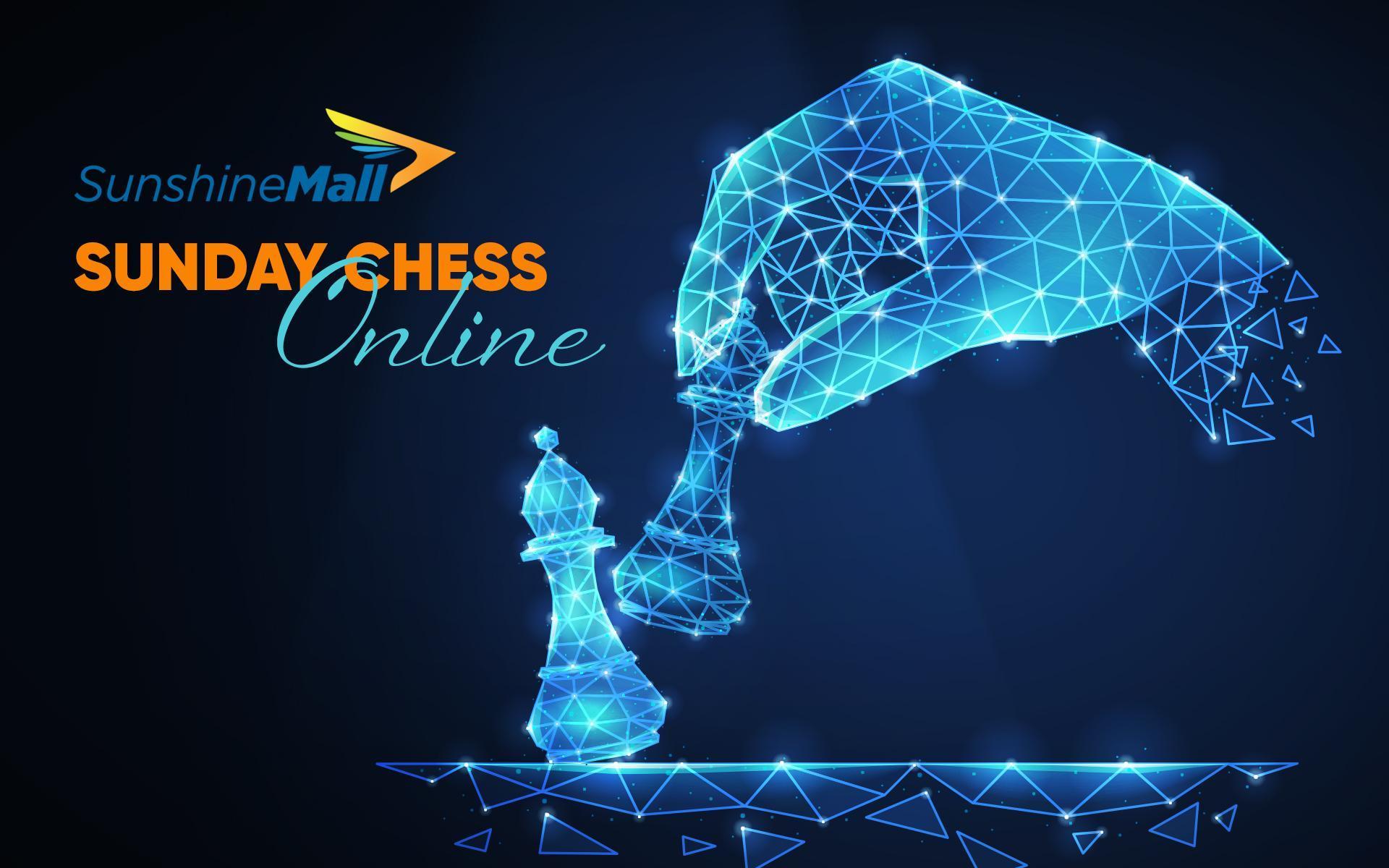 Sunshine Mall đồng hành cùng Sunday Chess Online
