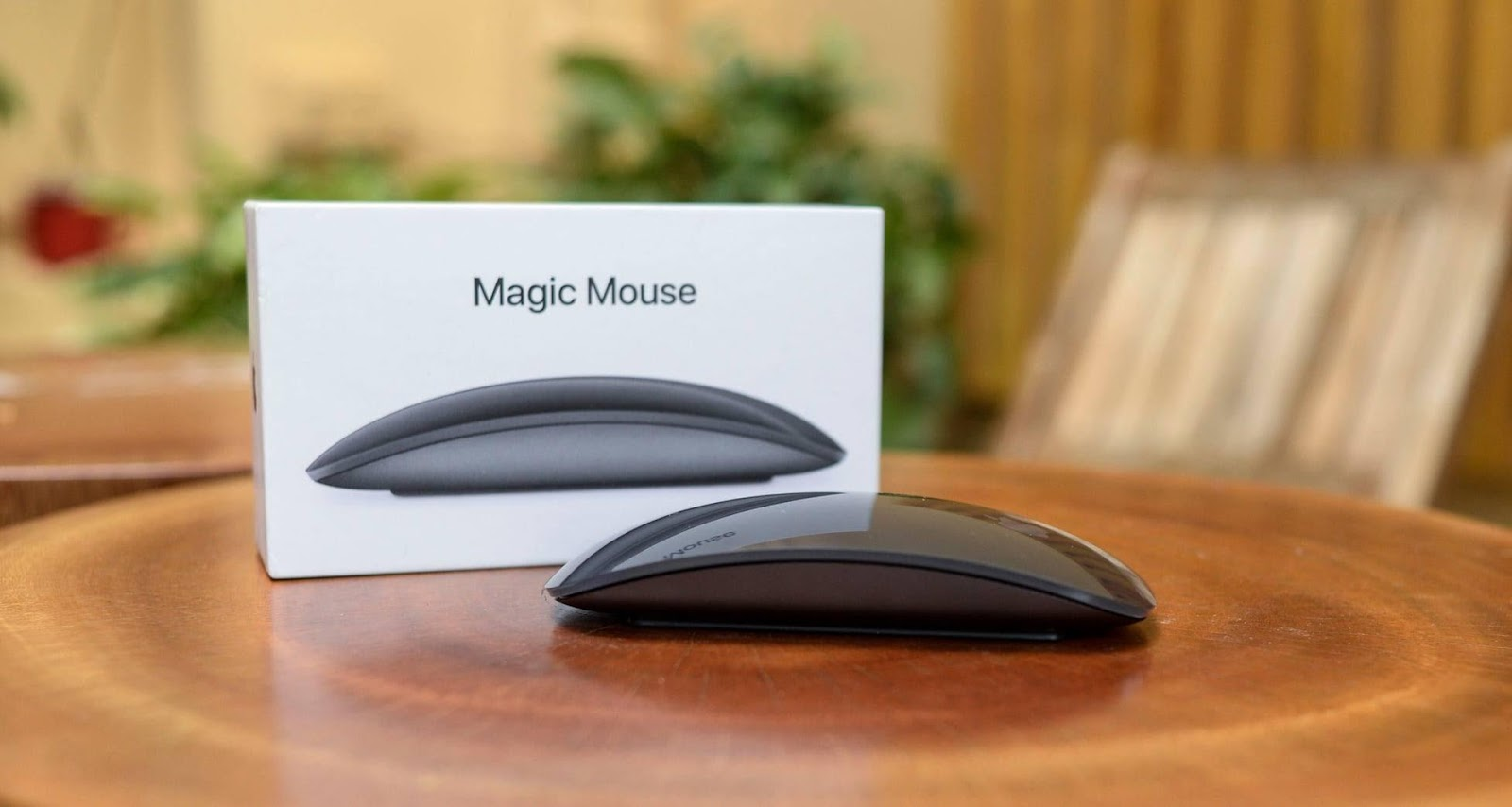 Image may contain: text that says 'Magic MagicMouse Mouse'