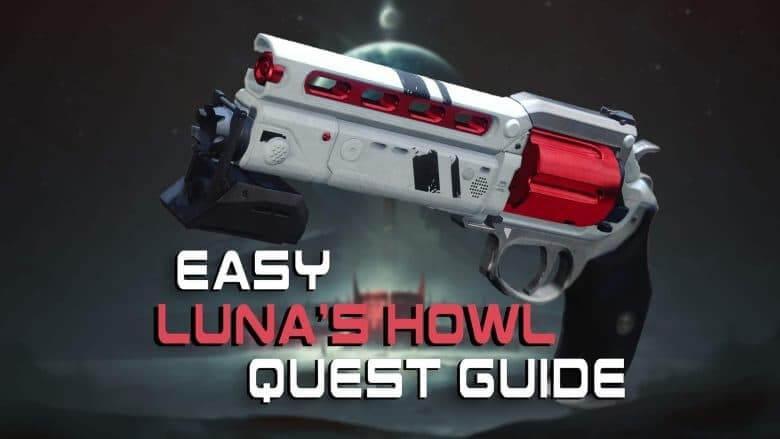 Luna's Howl Quest guide