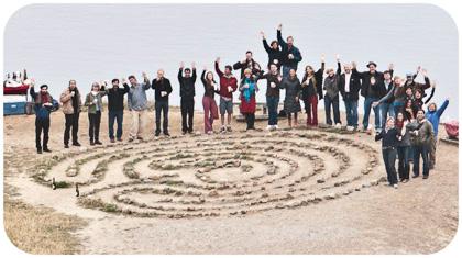 Thanks! Happy World Labyrinth Day!!