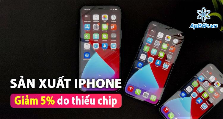 Nhà máy sản xuất iPhone có thể tạm dừng hoạt động