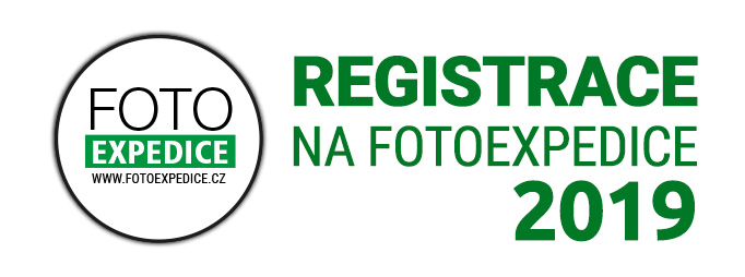Registrace na Fotoexpedice