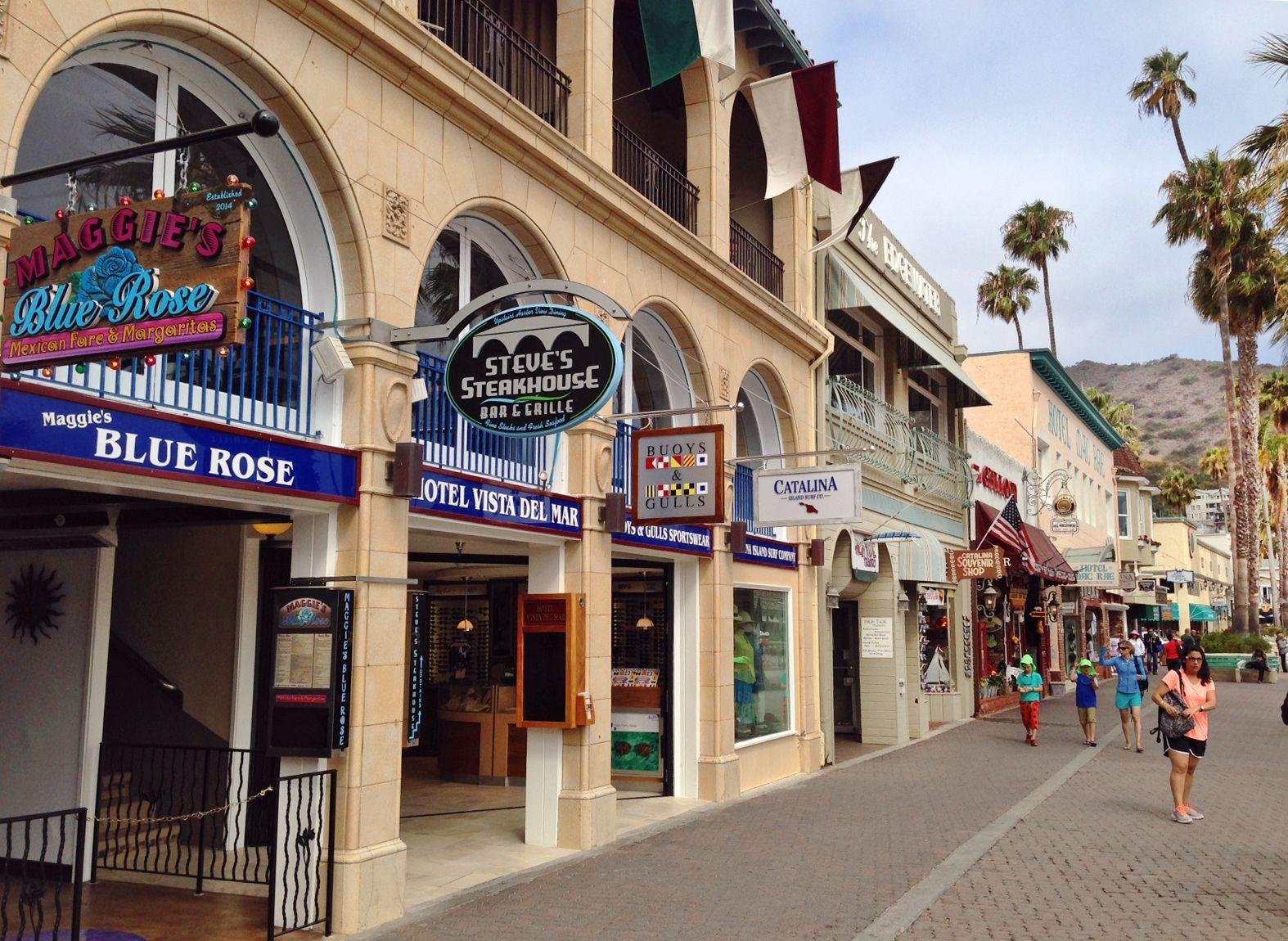 Catalina Island Tourist Attractions