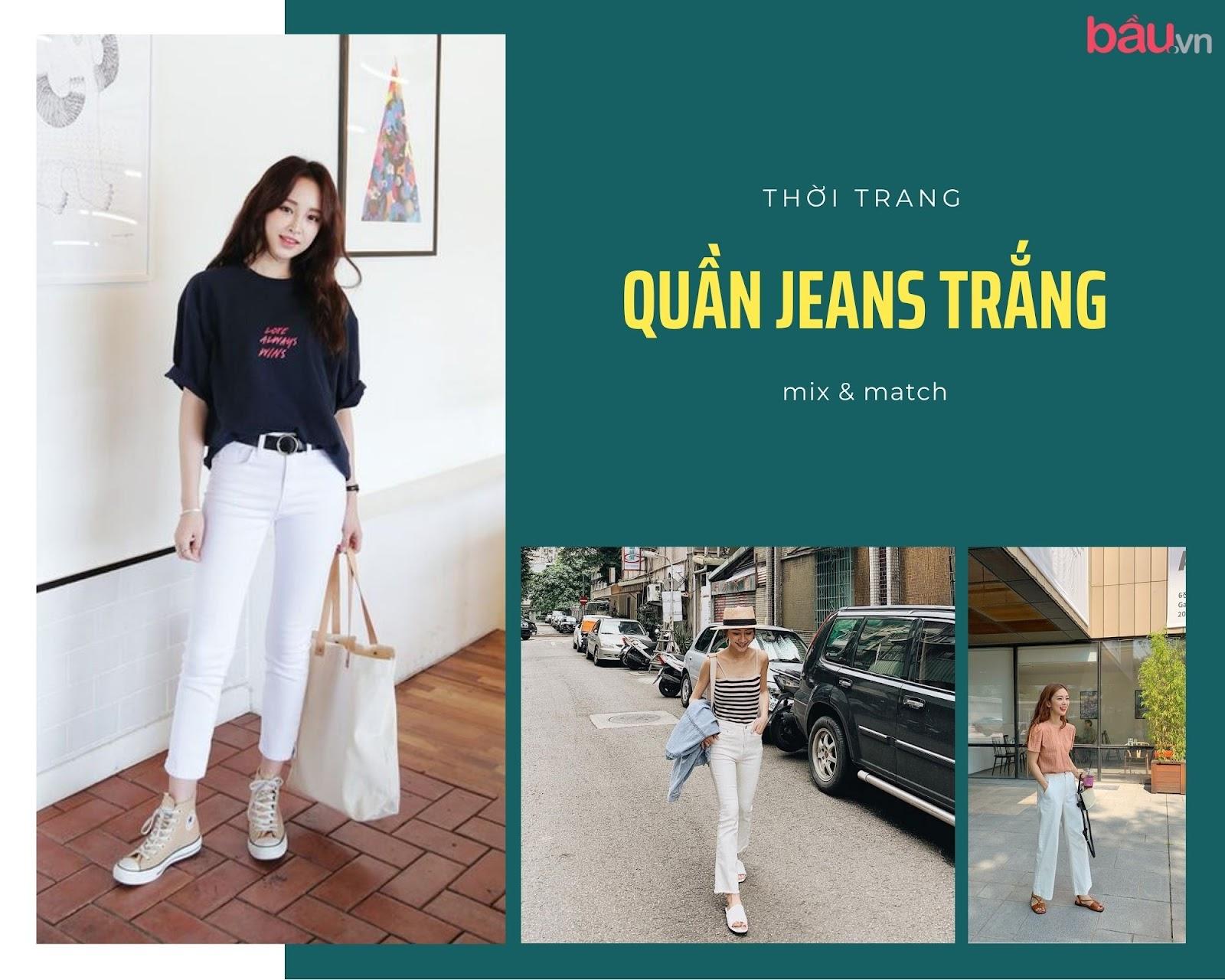 3 món đồ jeans mà các cô nàng nên tậu ngay và luôn cho mùa thu 2020 - ảnh 2