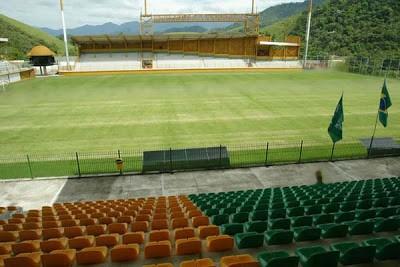 Estádio de Los Lários - Tigres do Brasil
