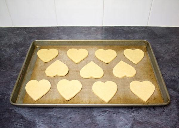 cookies 5 طرز تهیه شیرینی قلبی روز ولنتاین + آموزش تهیه کوکی قبلی و عاشقانه