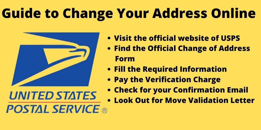 USPS Movers Guide: How to Change Address