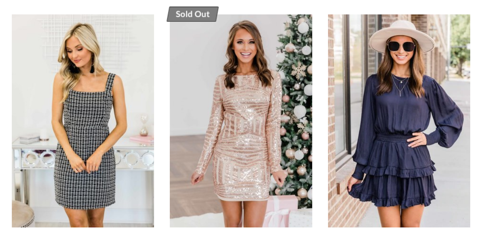 Get in style with Pink Lily | Gorgeous dresses