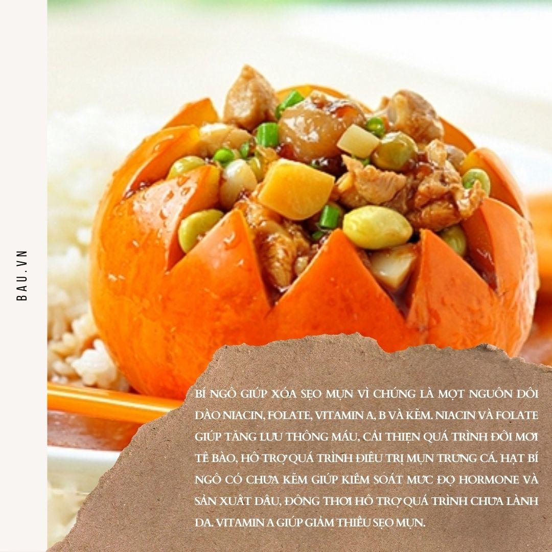 Những loại thực phẩm giúp chị em da khỏe đẹp và giảm thâm mụn - ảnh 3