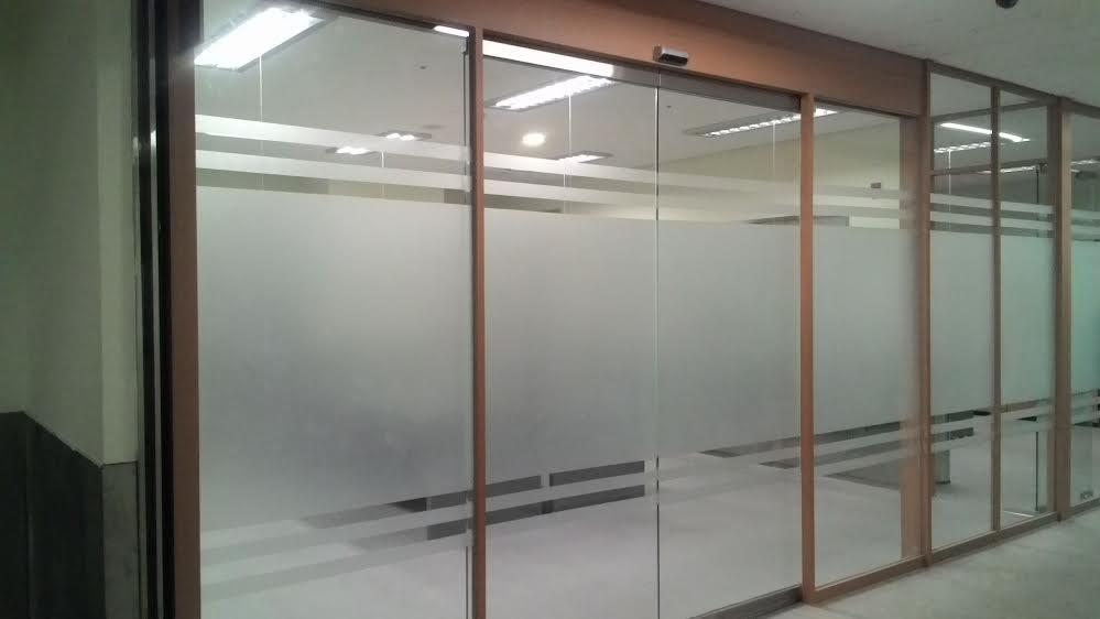 Cửa tự động Hàn Quốc mang đến những giải pháp cho các công trình