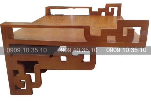 Mẫu bàn thờ treo tường đẹp, giá rẻ