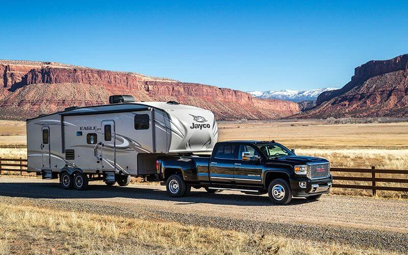 What size truck should you have to pull a 5th Wheel