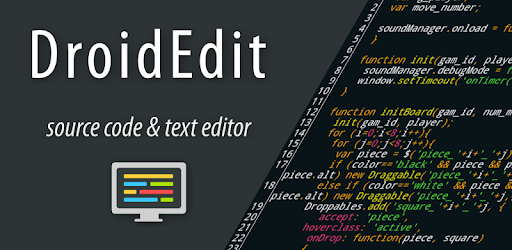 DroidEdit (free code editor) on Windows PC Download Free - 1.23.6 - com.aor. droidedit