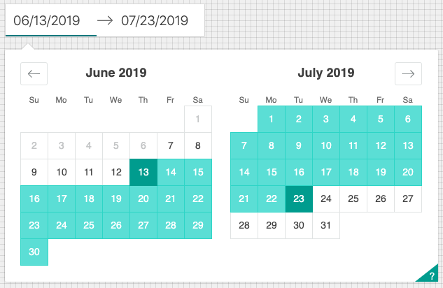 Top date picker javascript plugins and libraries - Flatlogic