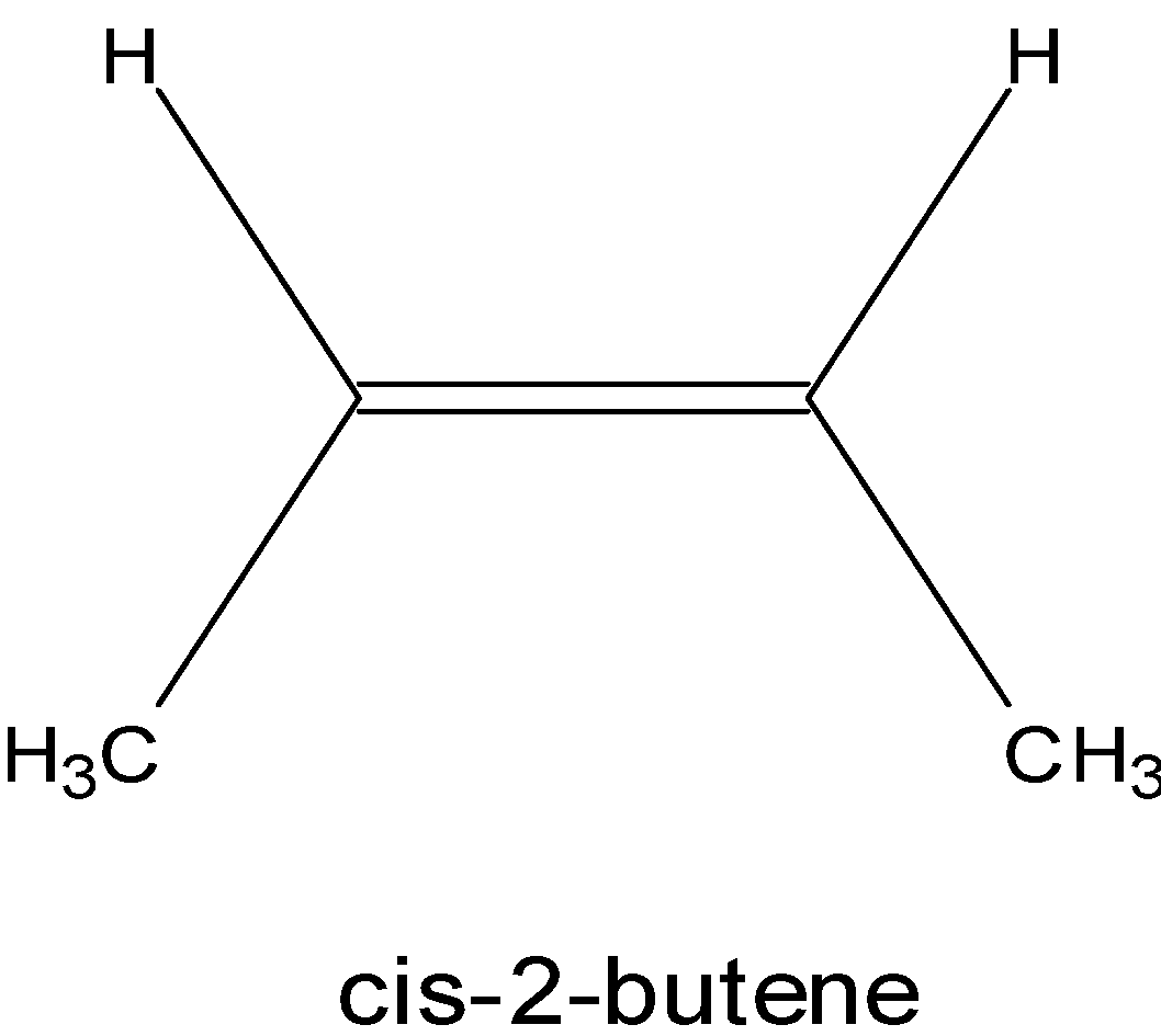 cis-2-butene