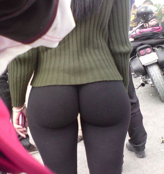 Yoga pants, fitness girls