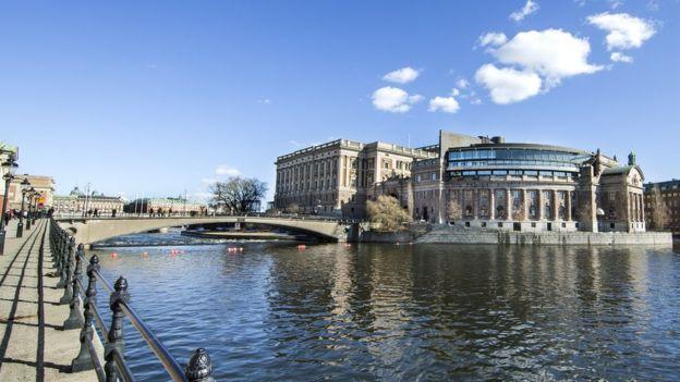 Будівля парламенту Швеції