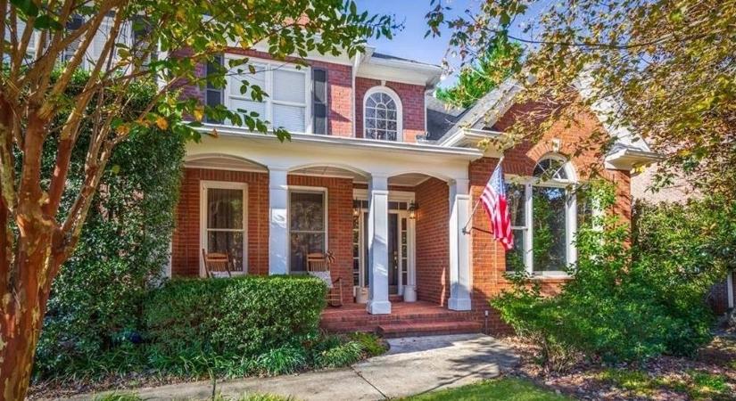 Home in Heritage at Vinings neighborhood of Smyrna, GA.