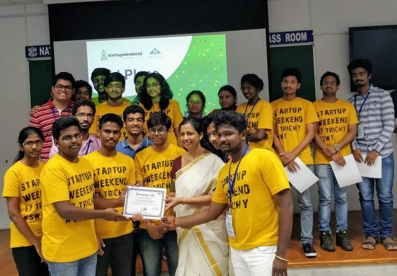Image result for Start-up Weekend NIT Trichy