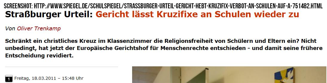 FireShot Screen Capture #004 - 'Straßburger Urteil_ Gericht hebt Kruzifix-Verbot an Schulen auf - SPIEGEL ONLINE' - www_spiegel_de_schulspiegel_strass.png