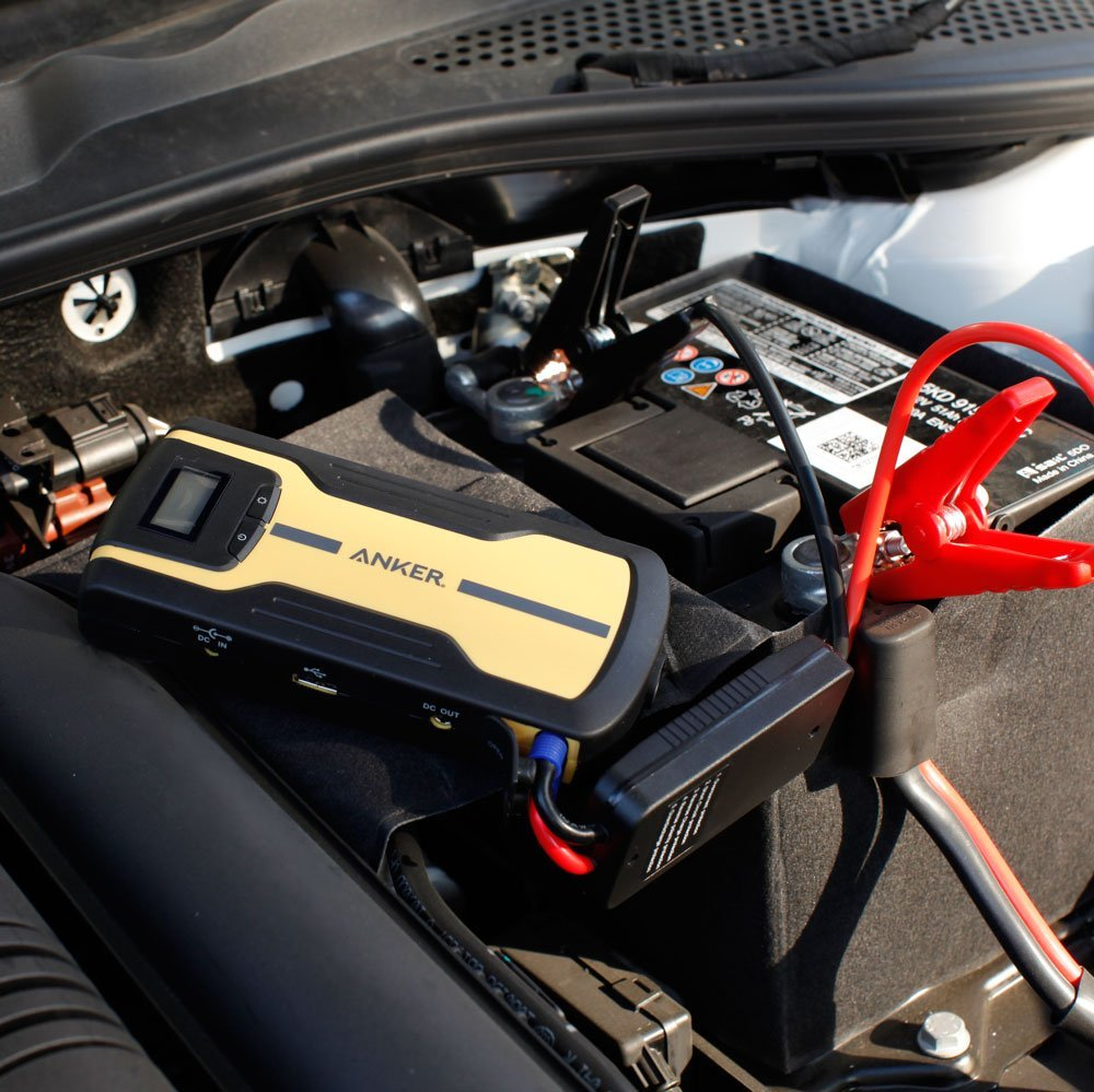 Anker Car Jump Starter And Portable Charger 2 In 1