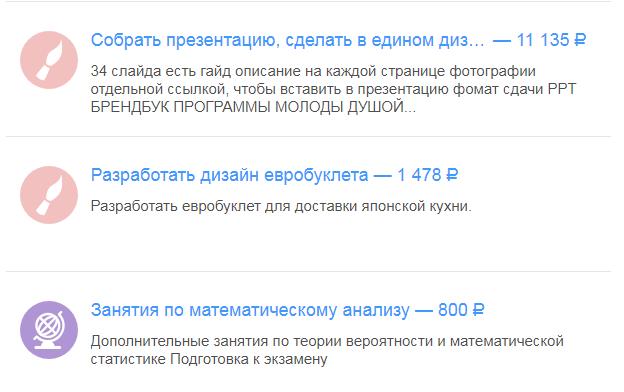 Фриланс для студентов на Youdo.ru