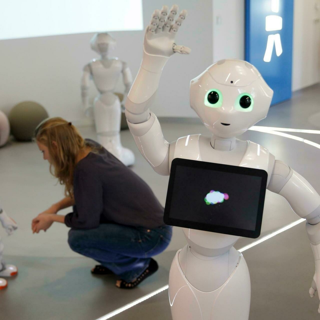 Robot thông minh
