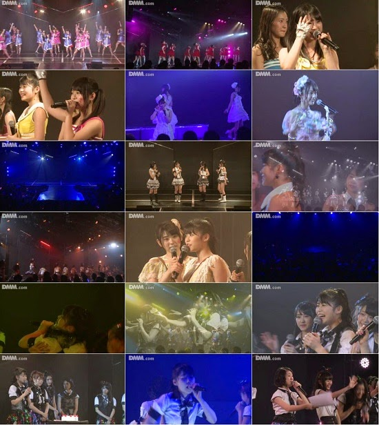 "(LIVE)(公演) HKT48 チームKIV ""シアターの女神"" 伊藤来笑の生誕祭 141023 141027 & 141031"