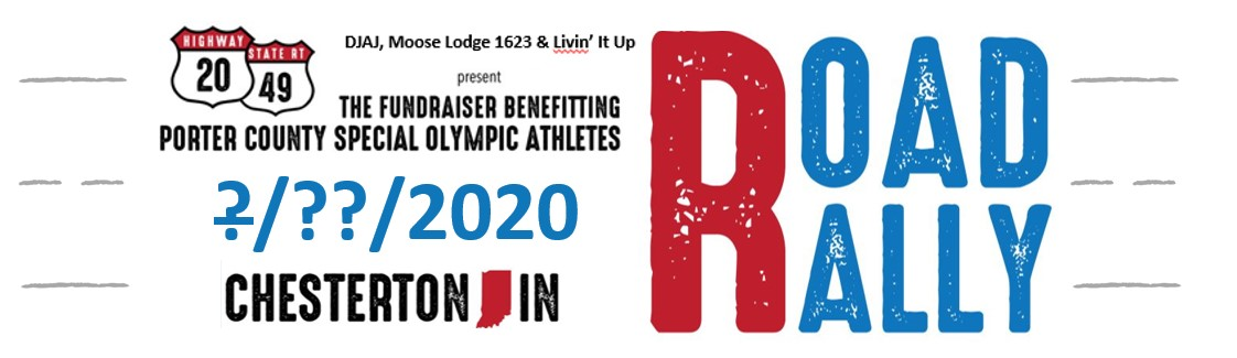 Porter County Special Olympic Athletes Road Rally 2020