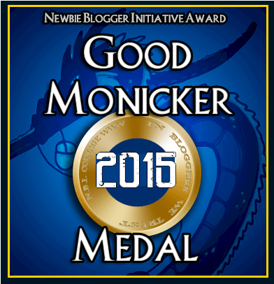 Good Monicker Award 2015