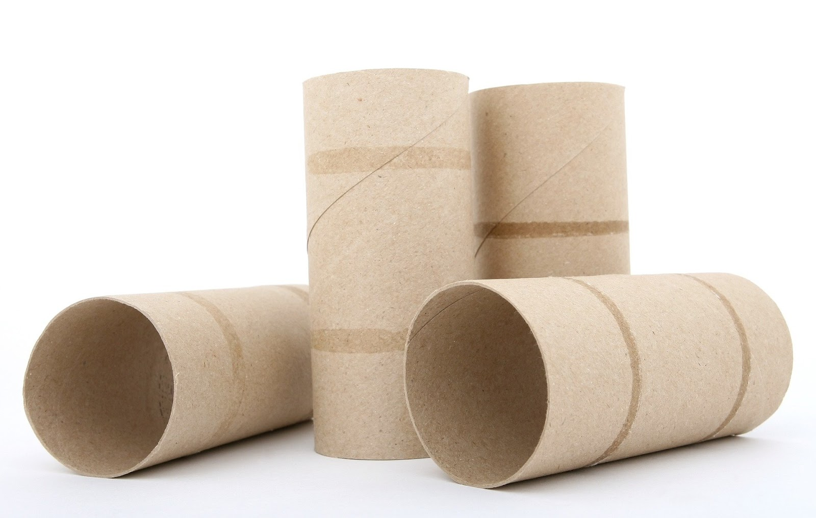 Cardboard tubes are great STEM classroom supplies.