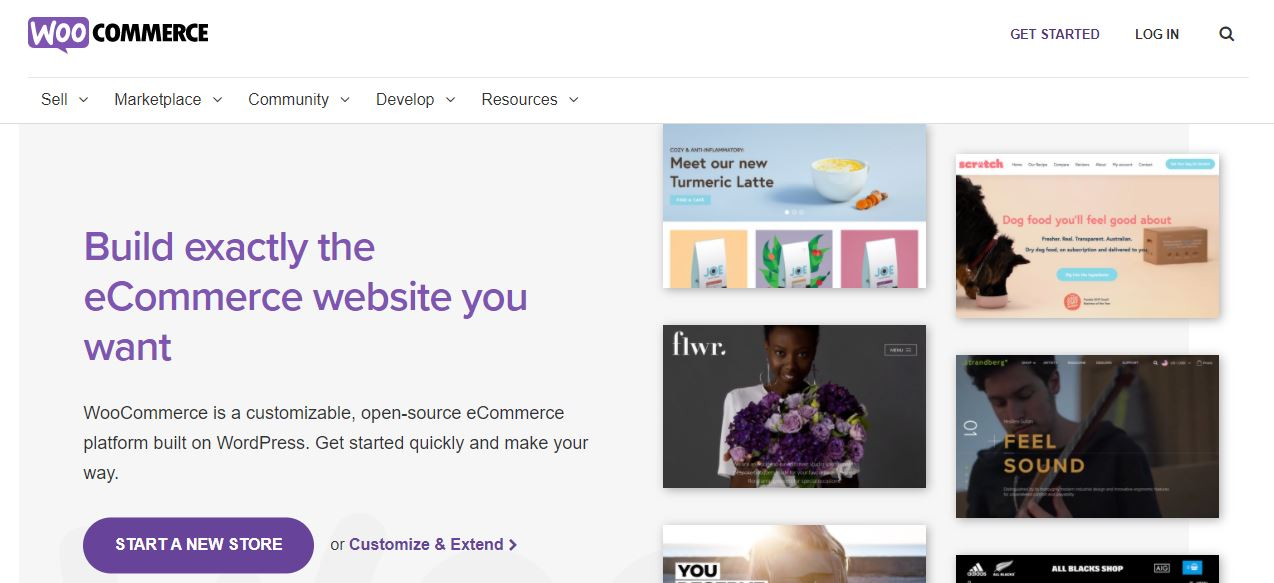 WooCommerce-image how to start a dropshipping business