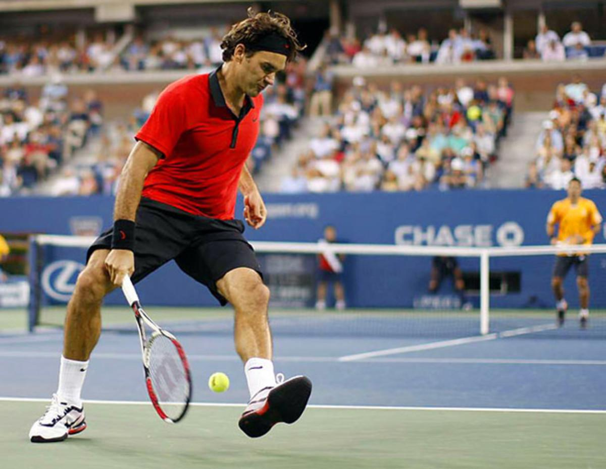 Video: Roger Federer's three best shots - Sports Illustrated