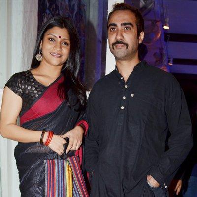 कोंकणा सेन शर्मा और रणवीर शौरी