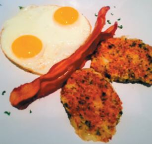 2 Fried Eggs with Quinoa Hashbrowns.JPG