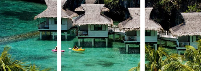 Luxury El Nido Resorts el nido resorts miniloc island